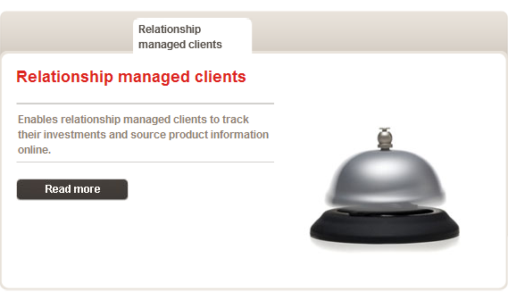 Relationship Managed Clients